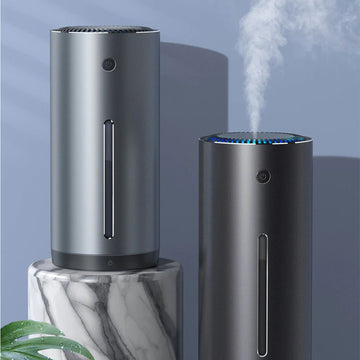 Black and Gray Air Humidifiers