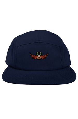 Empire X RadioactiveAcid Camper Hat Navy - EMPIRE CLOTHING