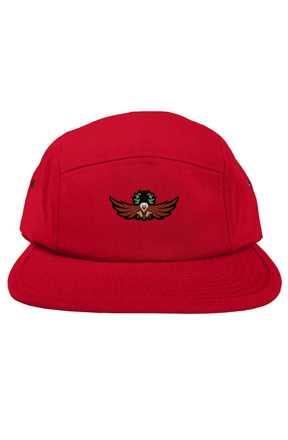 Empire X RadioactiveAcid Camper Hat Red - EMPIRE CLOTHING