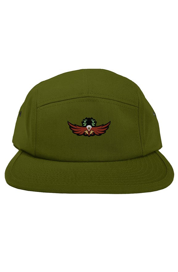 Empire X RadioactiveAcid Camper Hat Olive - EMPIRE CLOTHING