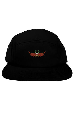 Empire X RadioactiveAcid Camper Hat Black - EMPIRE CLOTHING