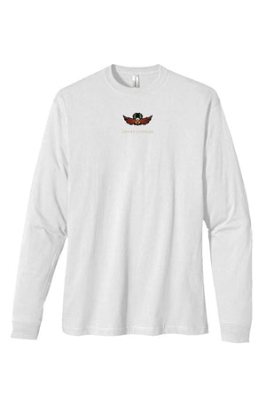 Empire X RadioactiveAcid Long Sleeve White - EMPIRE CLOTHING