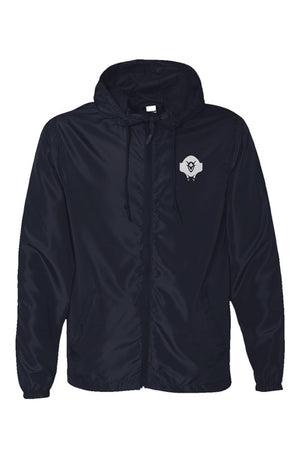 Lightweight Windbreaker Navy - EMPIRE CLOTHING