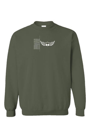 Unisex Empire Crewneck Green - EMPIRE CLOTHING.