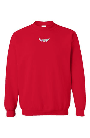Empire X One Crewneck Red - EMPIRE CLOTHING