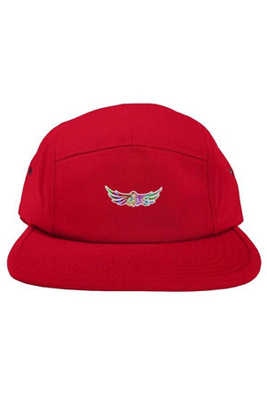 Empire X One Hat Red - EMPIRE CLOTHING
