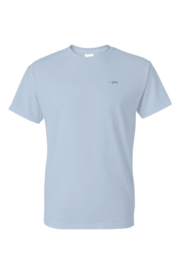 SS20 Mini Logo Tee Blue - EMPIRE CLOTHING
