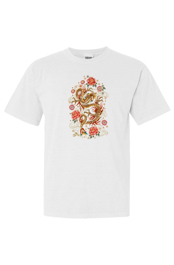 Unisex Dragon Graphic T Shirt - EMPIRE CLOTHING