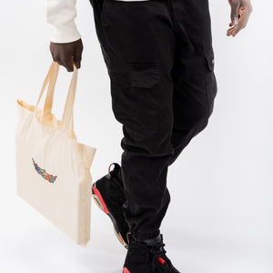 Empire X One Tote Bag - EMPIRE CLOTHING.