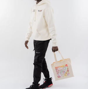 Empire X One Tote Bag - EMPIRE CLOTHING