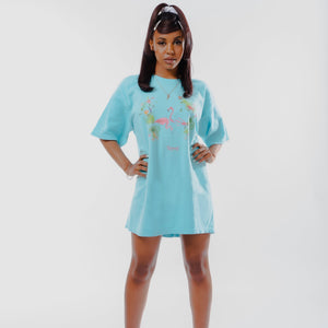 Women's Tropical Tee - EMPIRE CLOTHING.