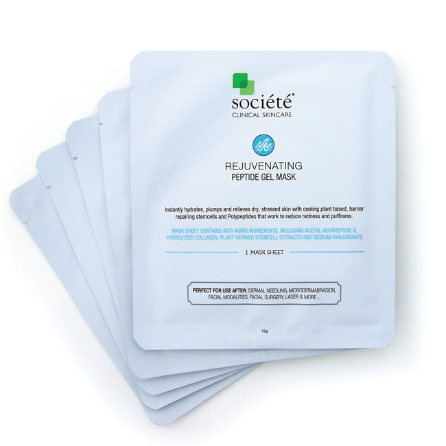 Rejuvenating Peptide Mask