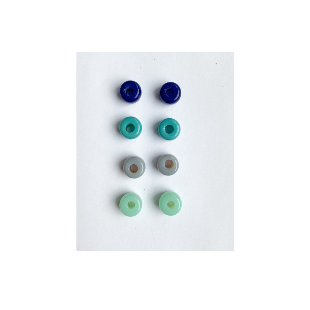 azur - set of 8 semi-precious stones