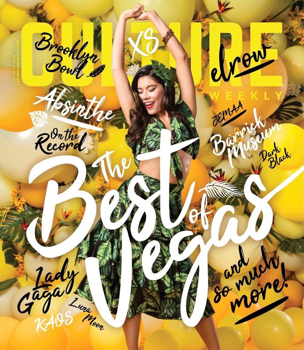 "Las Vegas Weekly ""Best of Las Vegas"" Issue!"