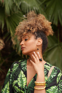 Black Panther Maxi Head Ring