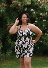 Load image into Gallery viewer, Eartha Playsuit Set in Floral Print
