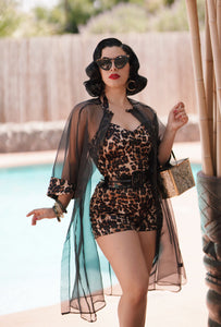 Eartha Playsuit Set