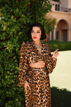 Load image into Gallery viewer, Harlow Set in Leopard