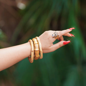 Leopard Head Maxi Ring