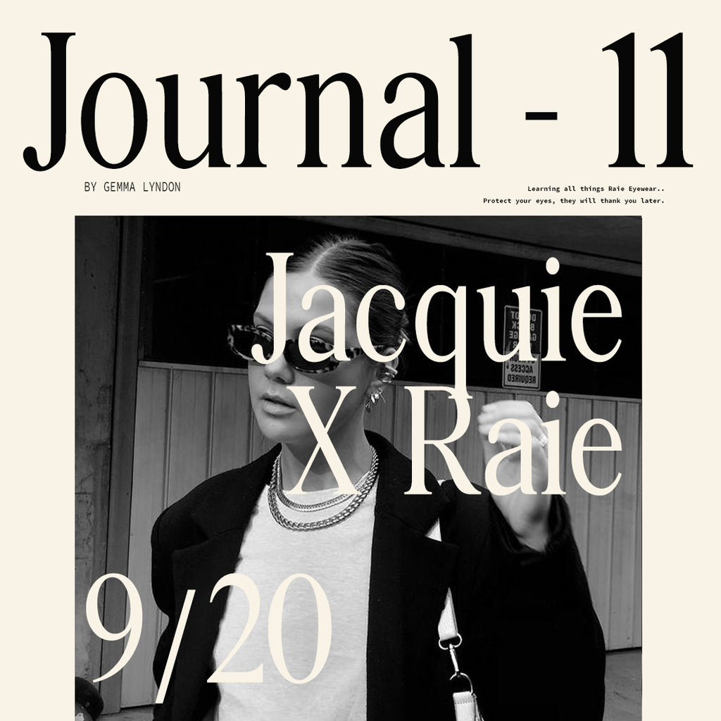 Jacquie x Raie Collection