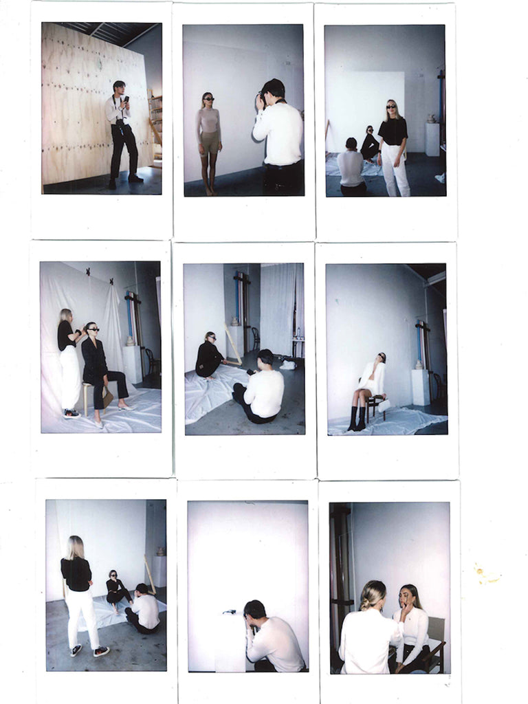 Behind The Scenes | Raie's Debut Campaign