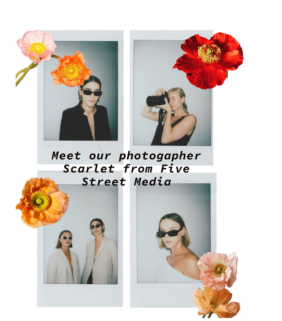 Meet our Photographer | Scarlet from Five Street Media