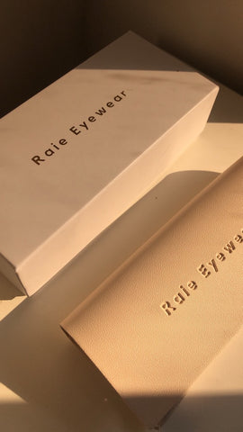 How to care for your sunglasses Raie Eyewear