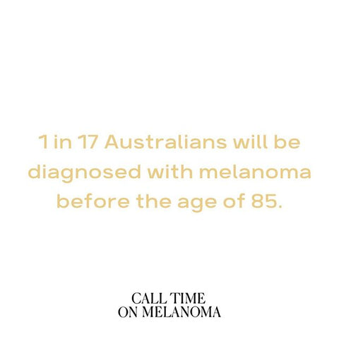 call time on melanoma