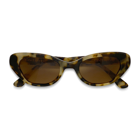 bambi cat eye sunglasses