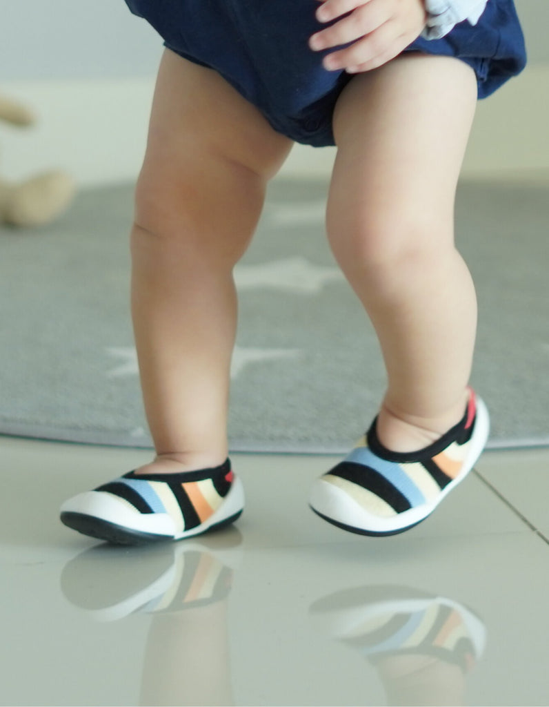 Komuello Flat Kiddy Stripe - Ggomoosin Australia