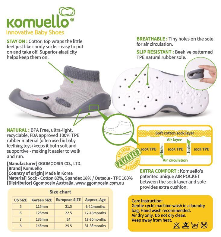 Komuello Round and Round - Ggomoosin Australia