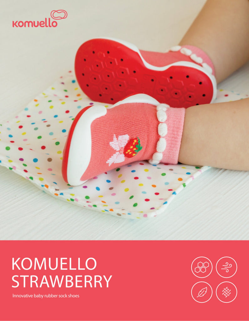 Komuello Strawberry - Ggomoosin Australia