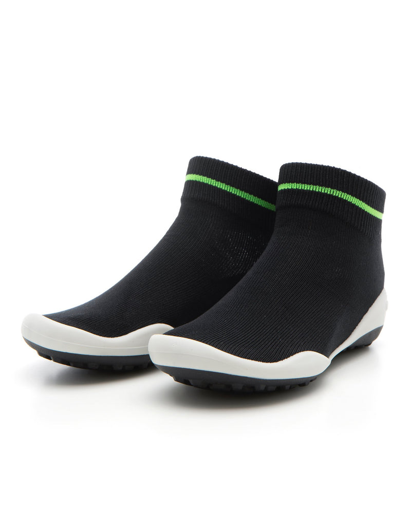 Pocket Shoes Line Black - Ggomoosin Australia