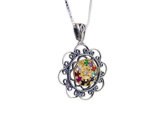 The breastplate flower pendant - The Peace Of God