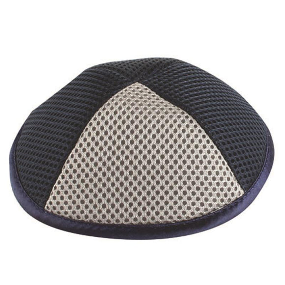 Net Kippah 18cm - with Pin Spot