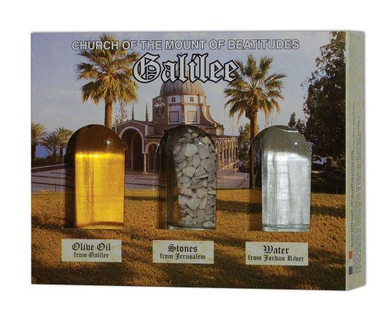 Holy land Gift Pack - Mount of Beatitudes - The Peace Of God