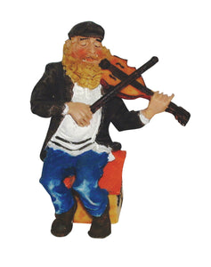 Polyresin Fiddler on The Roof 10 cm
