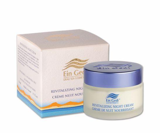 White Collection - Dead Sea Mineral Night Cream - 50ml. - The Peace Of God
