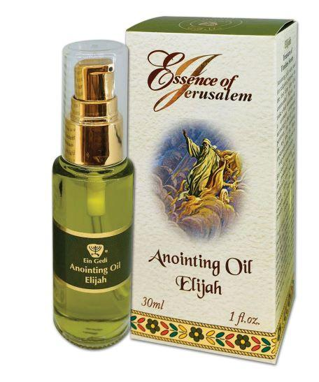 Essence of Jerusalem - Anointing oil 30 ml - Elijah - The Peace Of God