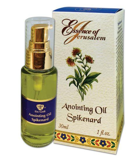 Essence of Jerusalem - Anointing oil 30 ml - Spikenard - The Peace Of God