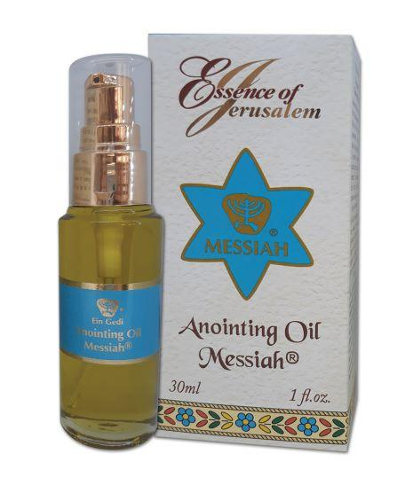 Essence of Jerusalem - Anointing oil 30 ml - Messiah - The Peace Of God
