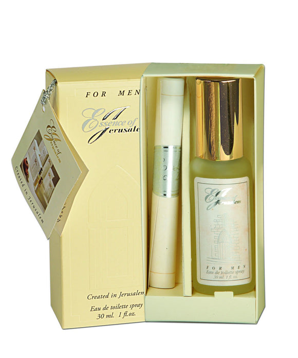 Essence of Jerusalem Parfume for Men - 30ml - The Peace Of God