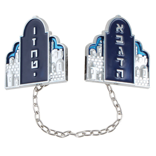 Nickel Tallit Clips