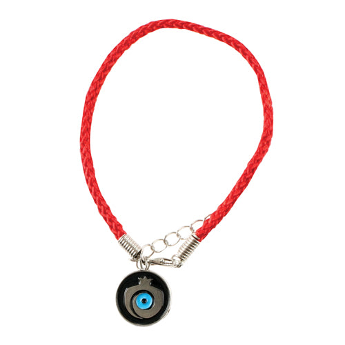 Red Bracelet 11cm- Kabbalah Pomegranate