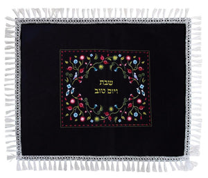 Luxurious Velvet Challah Cover 50*60 cm
