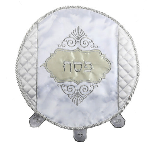 LUXURIOUS SATIN PASSOVER COVER 47 CM