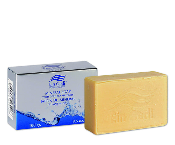 Oasis Collection - Mineral Soap 100 gr. - The Peace Of God