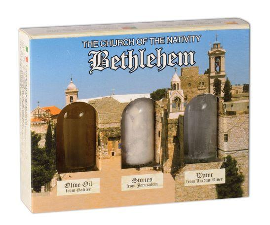 Holy land Gift Pack - Bethlehem - The Peace Of God