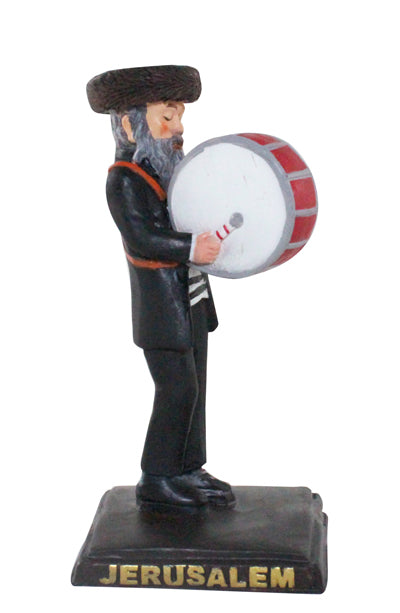Figurine with Drums 11cm
