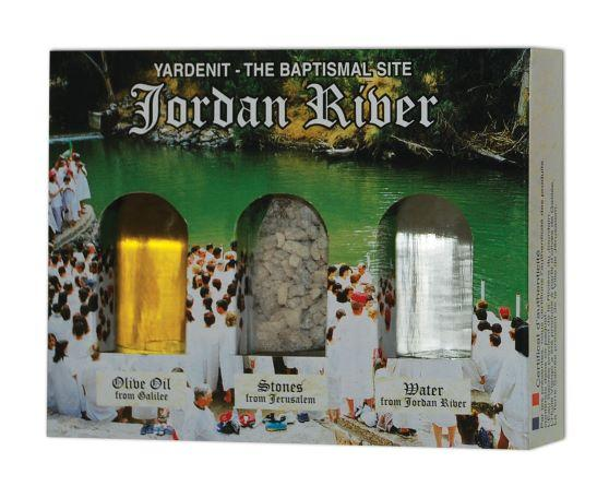 Holy land Gift Pack - Yardenit - The Peace Of God